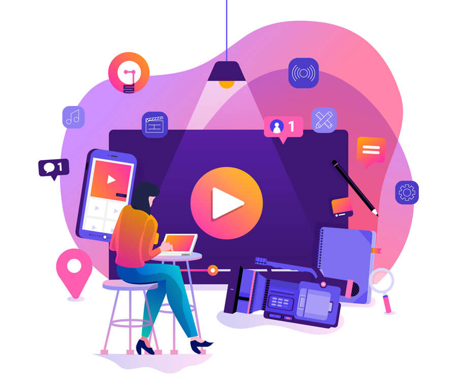 e-Video Creation
